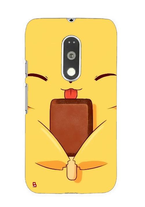 8b3163250b Cute Pikachu Phone Cover - BakedBricks
