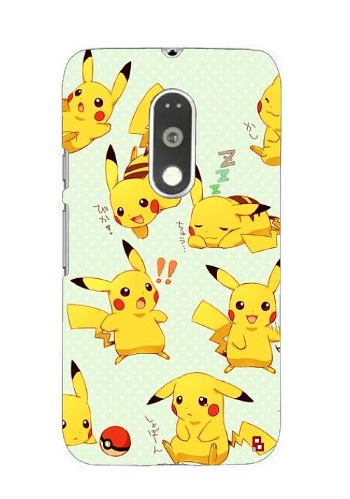 designer fashion 3f7c8 2e4a8 Pikachu All Over Phone Cover